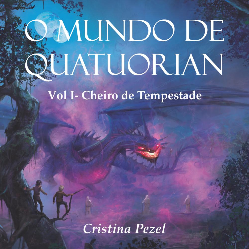 Audiolivro O Mundo de Quatuorian